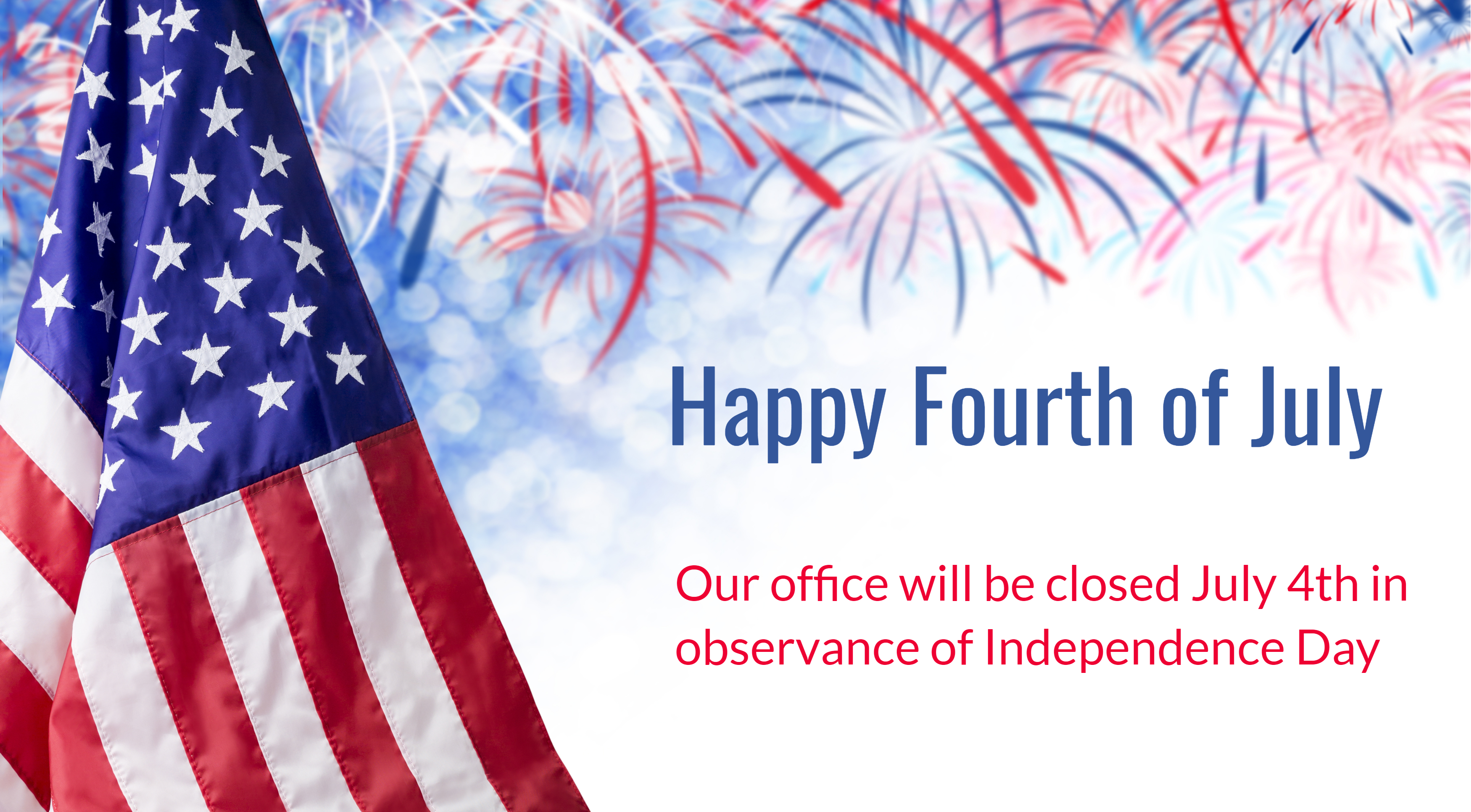 Image result for closed 4th of july sign