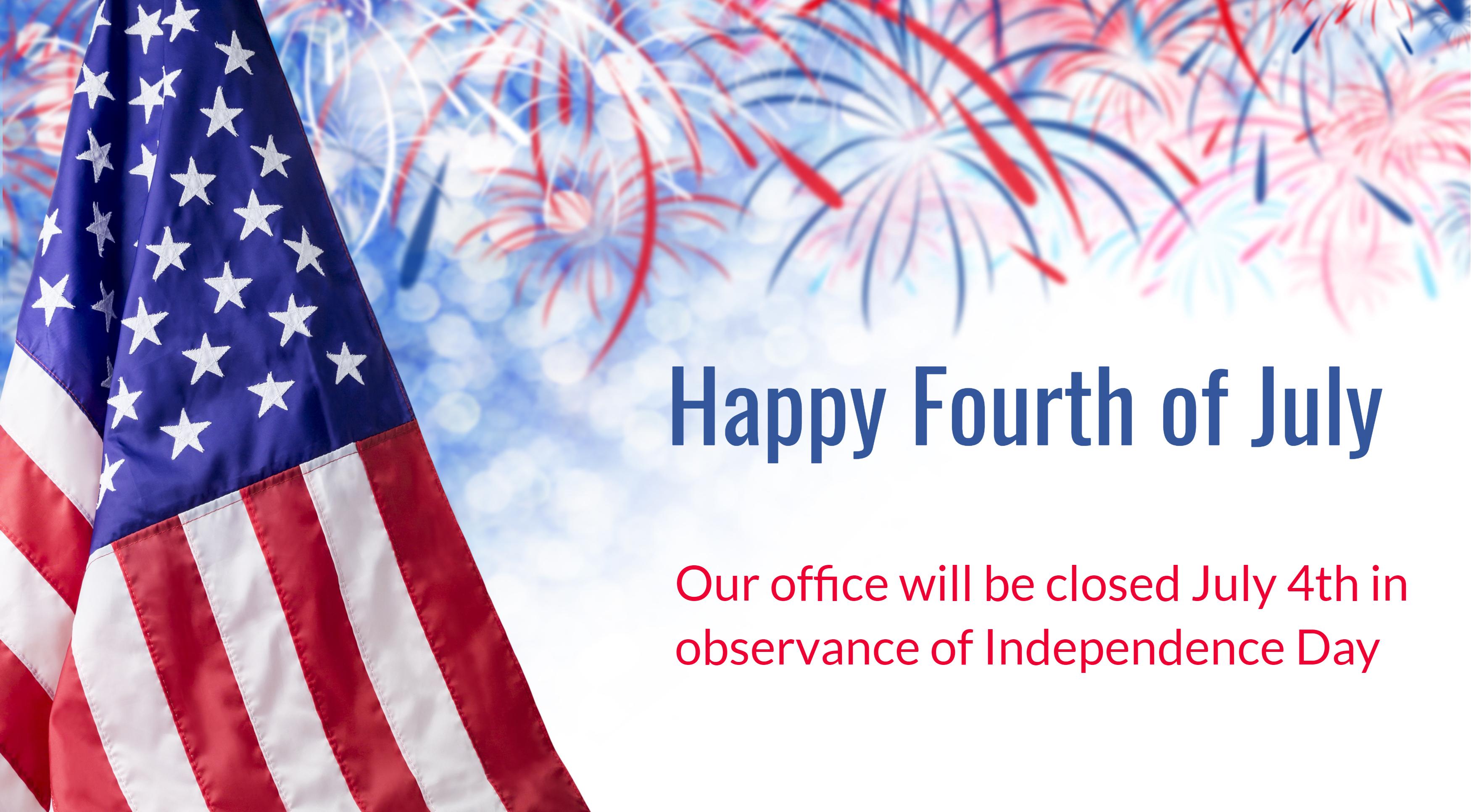 July 4th Closing General News News Hamiltonelectric